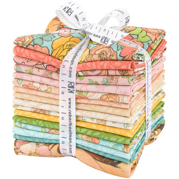 Fat Quarter Bundle - 16 pcs from Robert Kaufman by Studio RK from the Alphonse Mucha collection for Robert Kaufman #FQ-1426-16