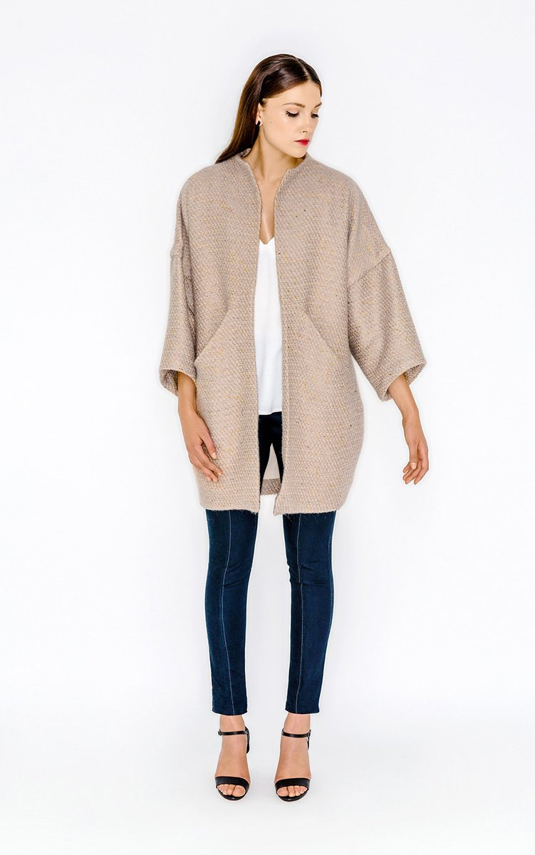 Sapporo Coat from Papercut Patterns