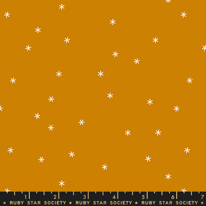 Spark in Butterscotch by Melody Miller from the Social and Spark collection for Ruby Star Society #RS0005 15