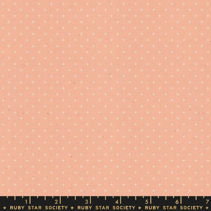 Pre-order: Add It Up in Peach by Alexia Abegg from the Alma and Add It Up collection for Ruby Star Society #RS400531