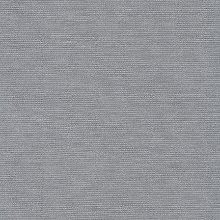Solid Grey 3 (Knit Fabric) from the Bella Ponte de Roma collection for Robert Kaufman #B293-972
