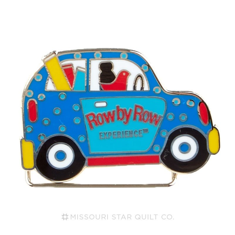 Row by Row Charm Holder from Pin Peddlers