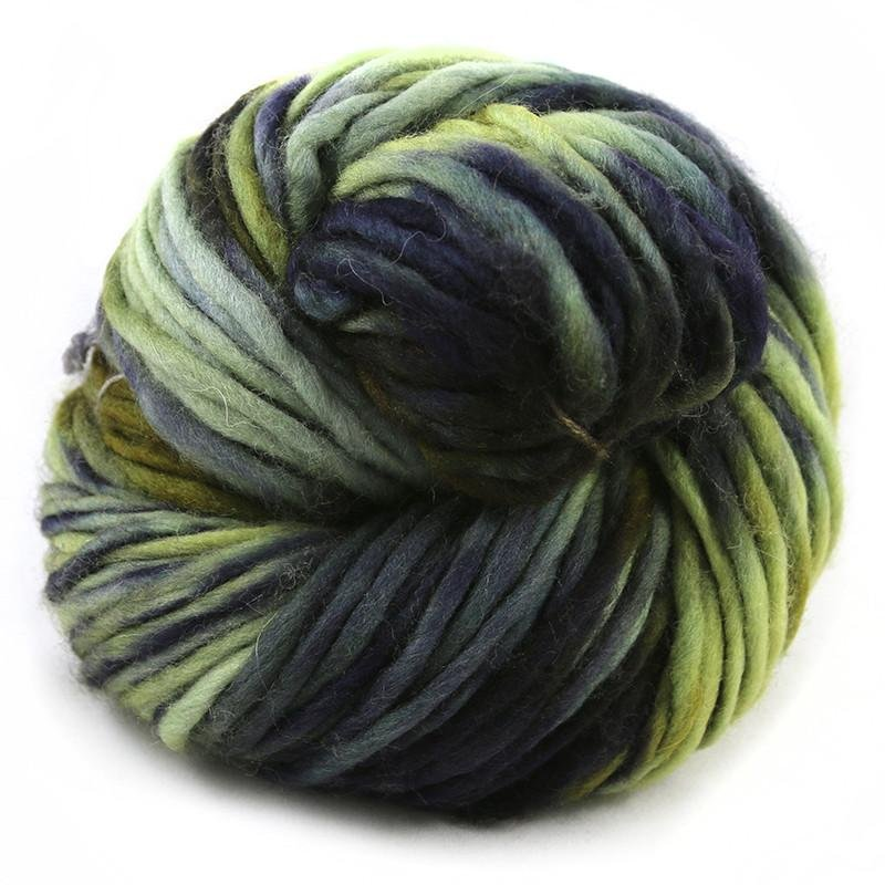 Chunky Extrafine Superwash Merino in Color 2019 from Urth