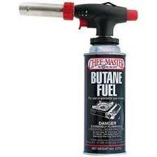 Premium Butane Torch