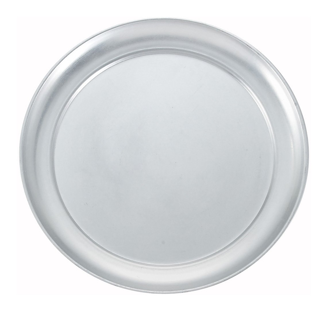 10 Wide Rim Pizza Tray, Alu