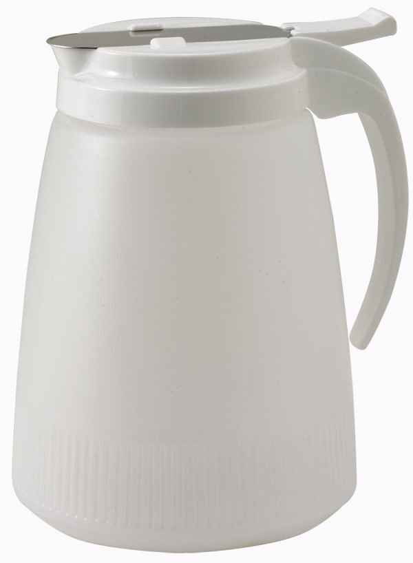 48oz Syrup Dispenser, Plastic