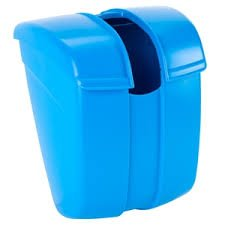 Saf-t-Ice Scoop Caddy Blue