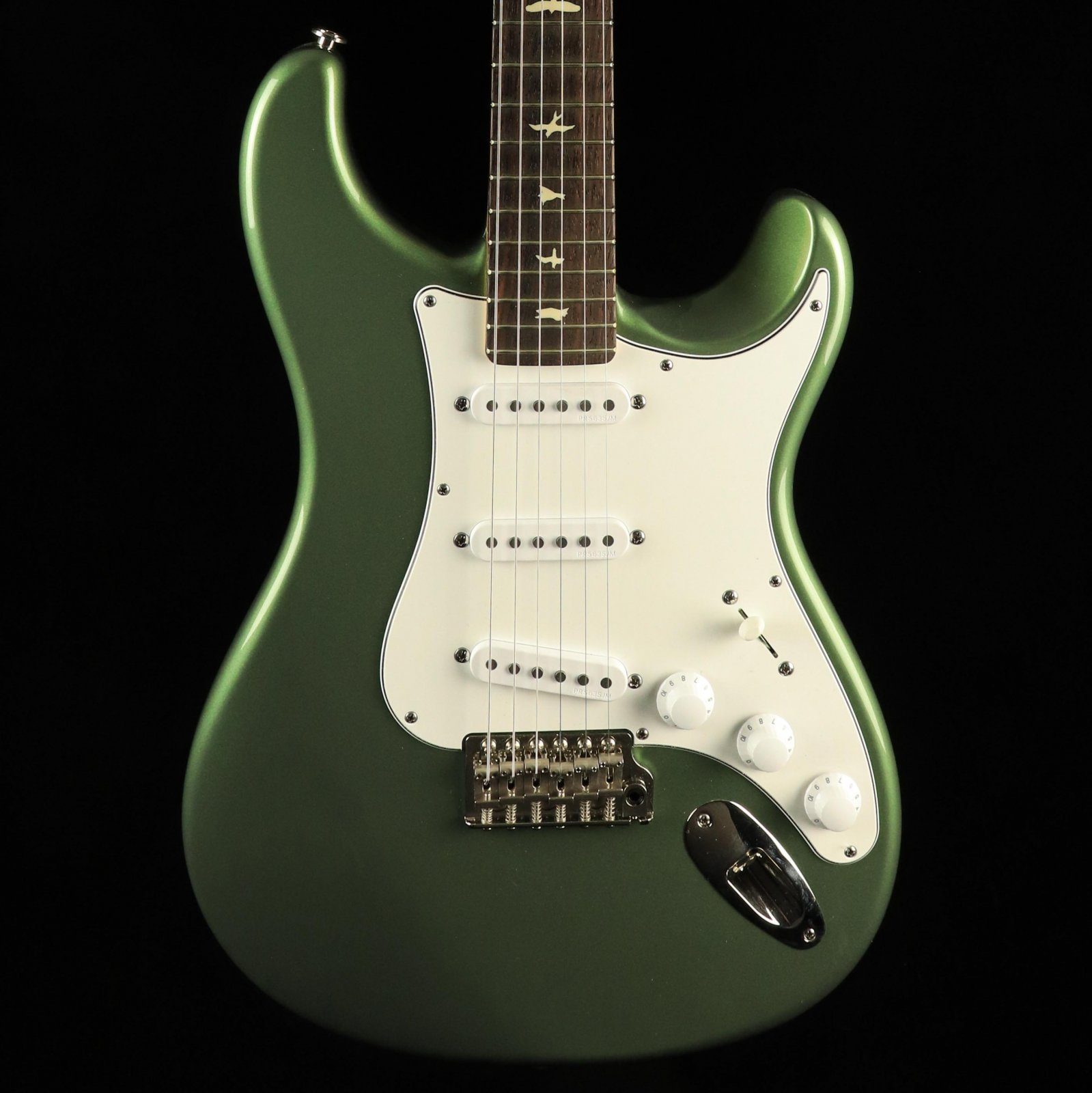 PRS Silver Sky - Orion Green
