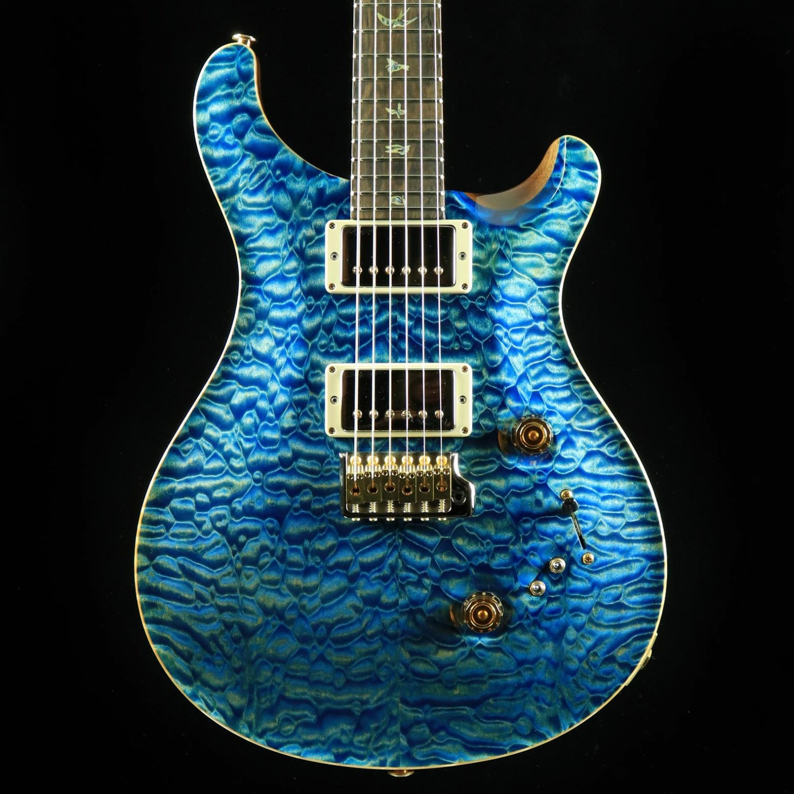 PRS Wood Library Custom 24-08 - Faded Blue Jean