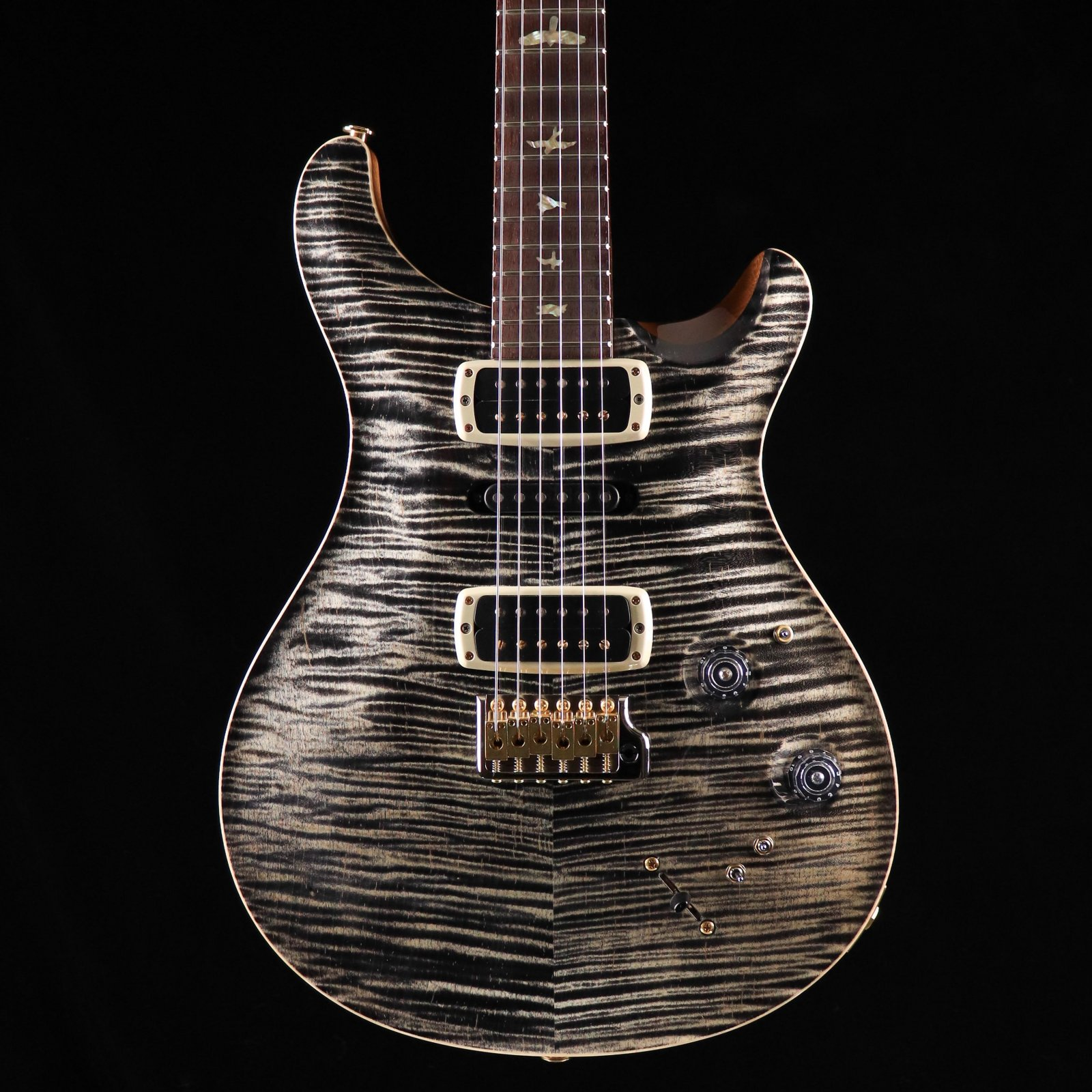 PRS Experience 2020 Modern Eagle V - Charcoal