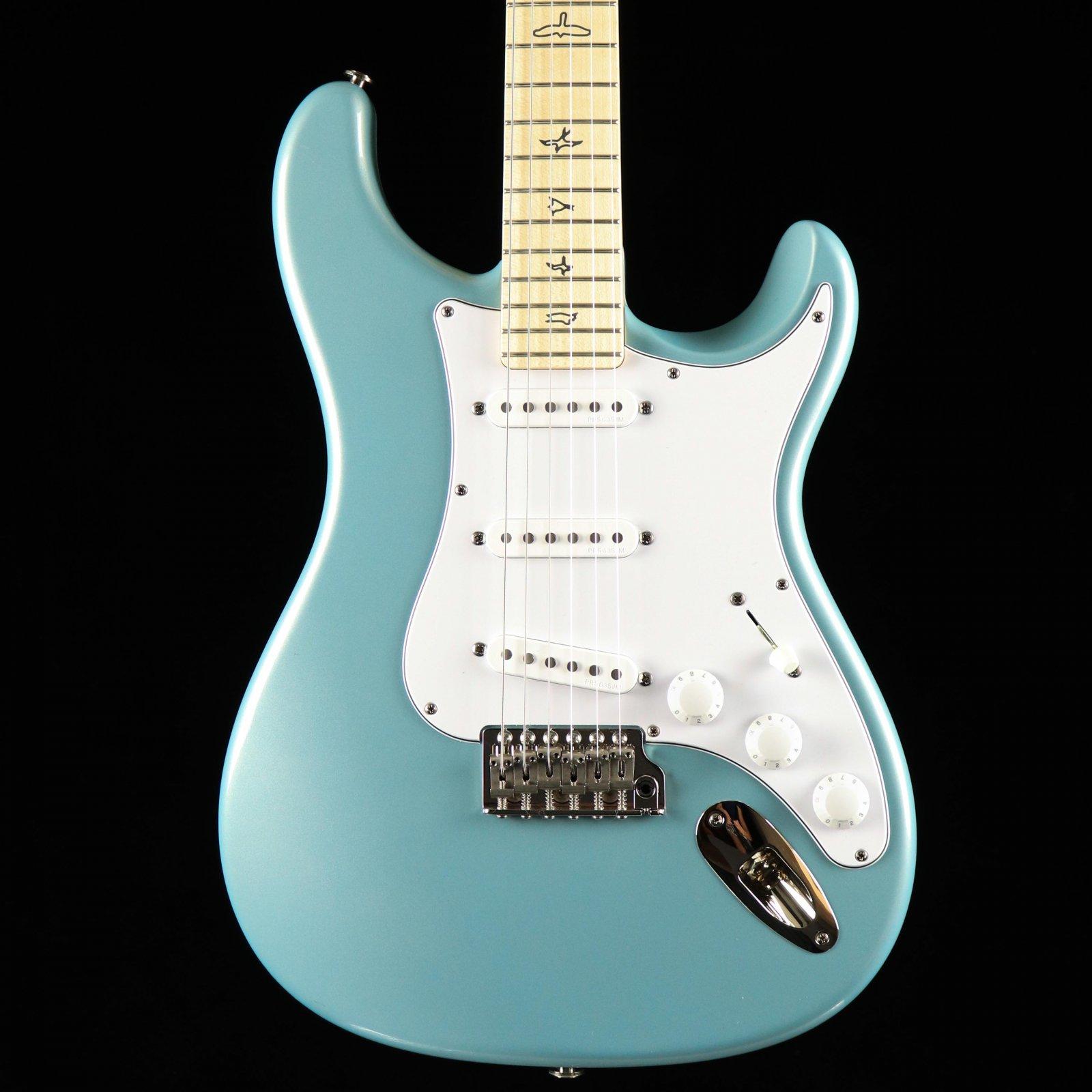 PRS Silver Sky Maple - Polar Blue