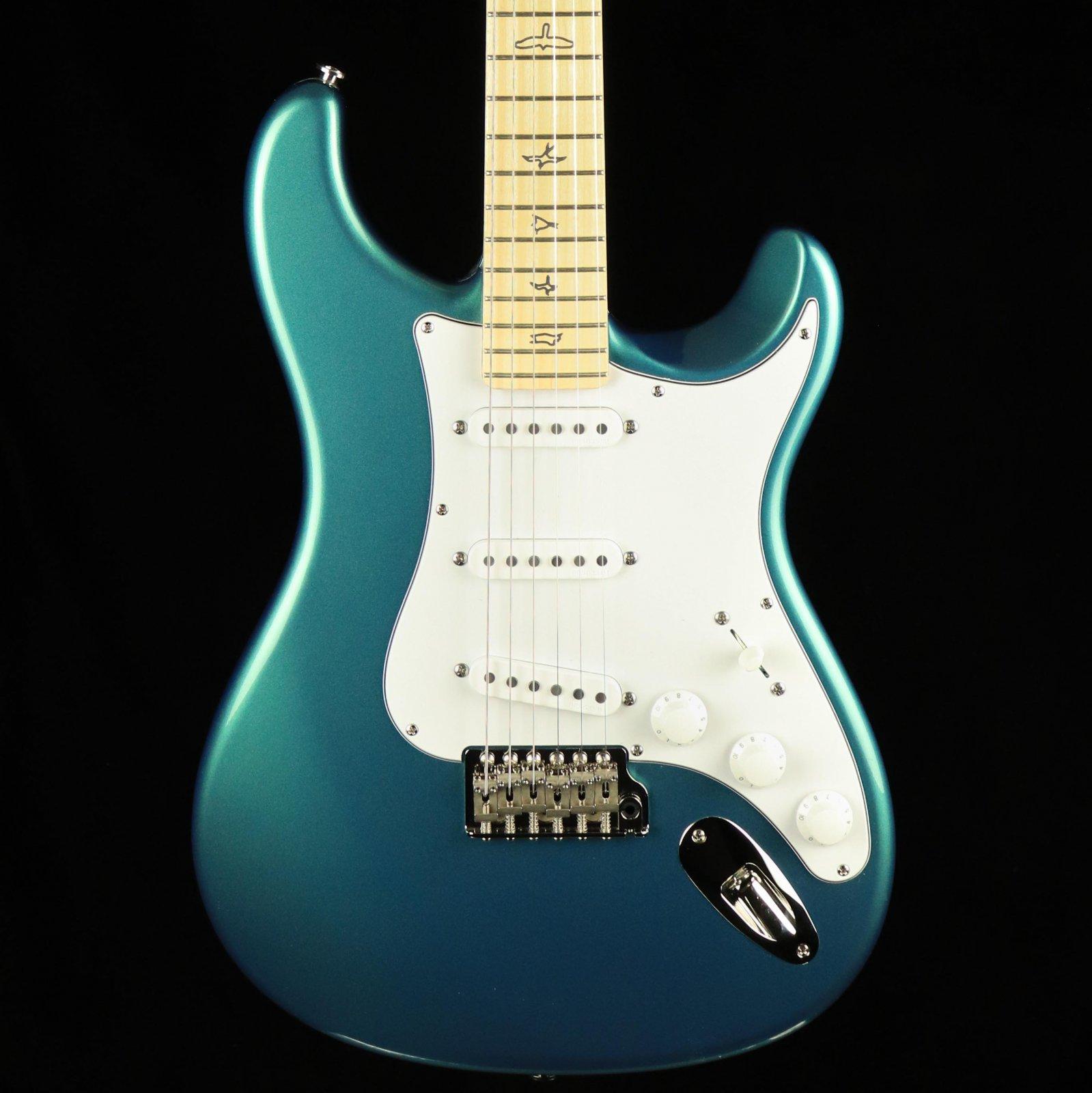 PRS Silver Sky Maple - Dodgem Blue
