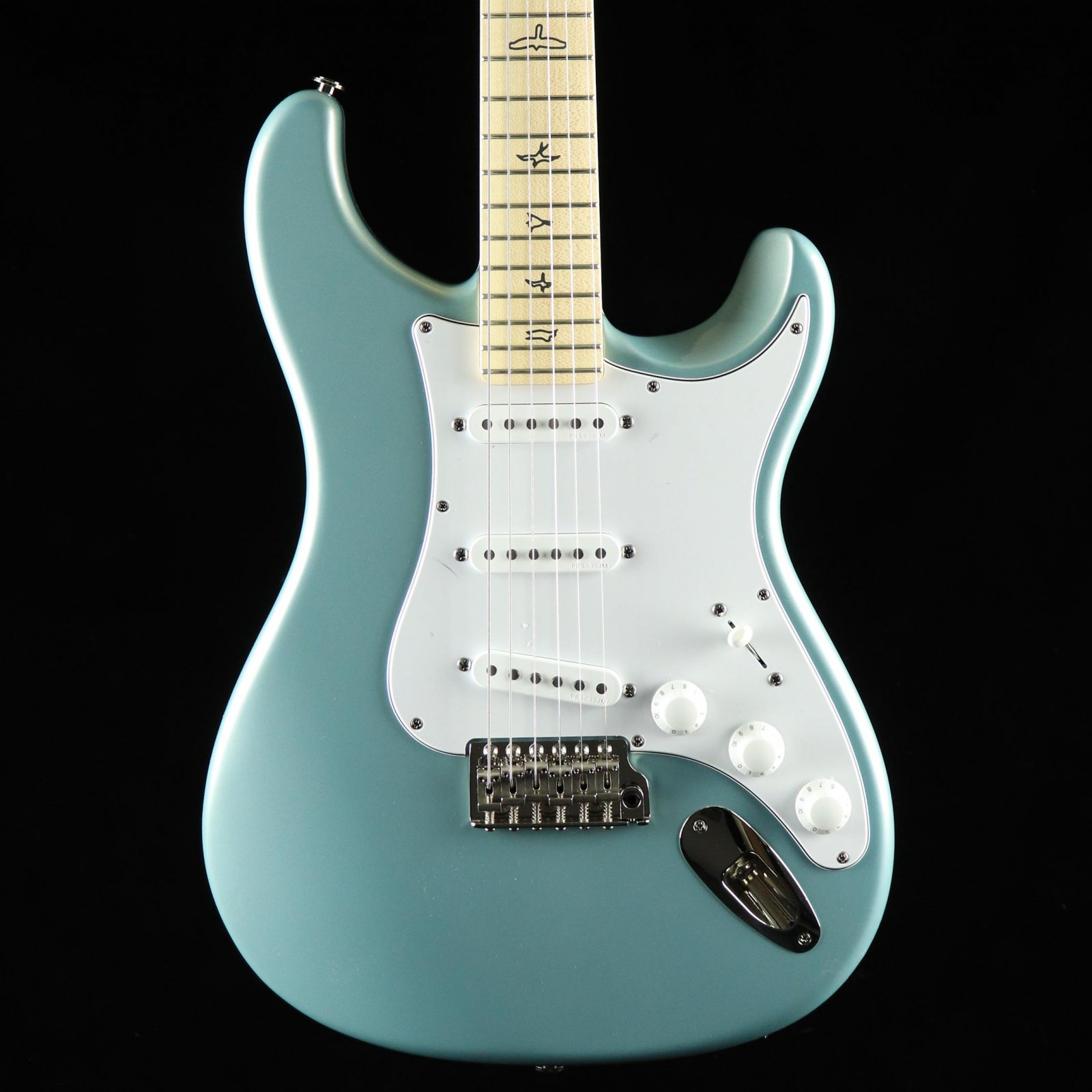 PRS Silver Sky Maple - Polar Blue