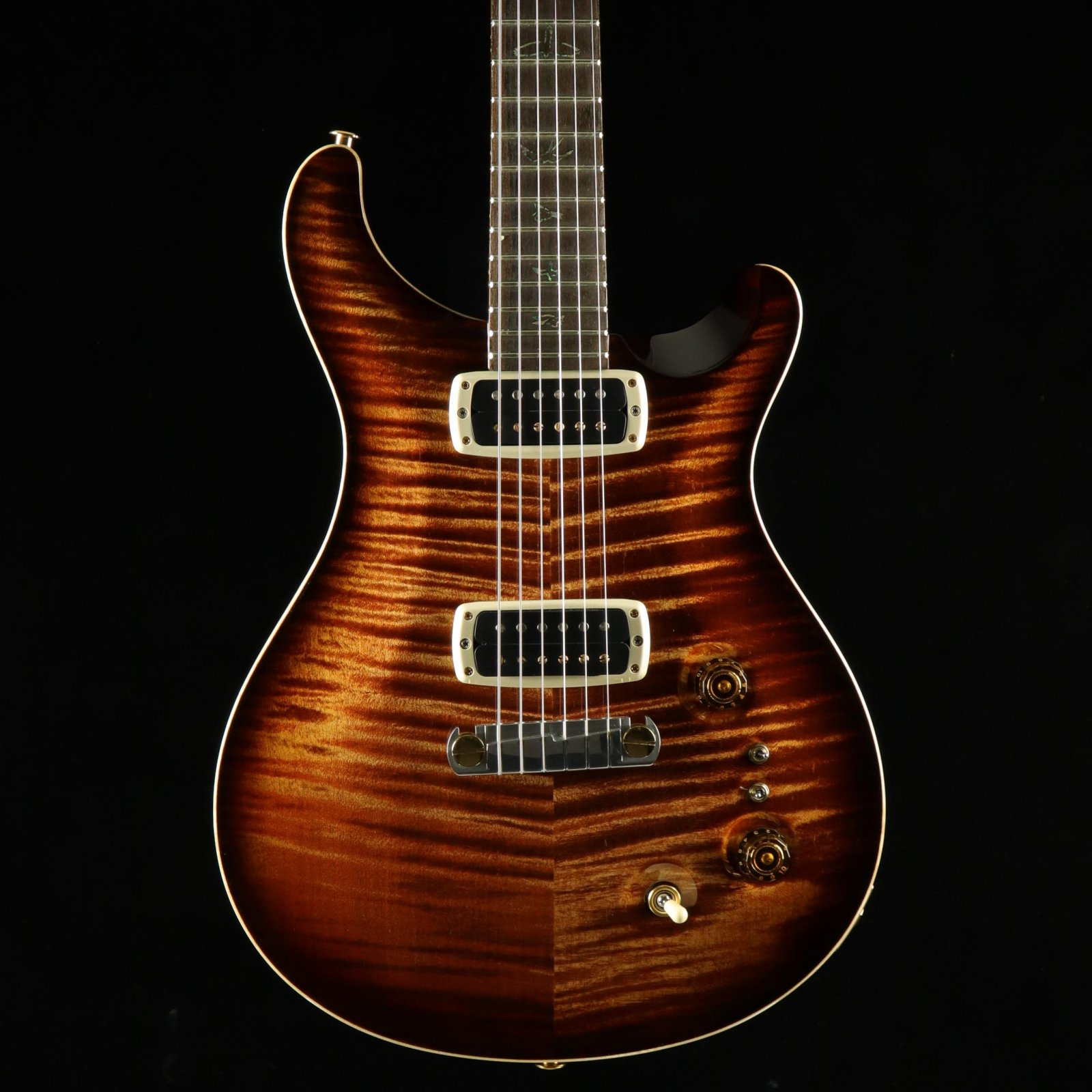 PRS Wood Library Paul's Guitar - Copperhead Burst - 10 Top