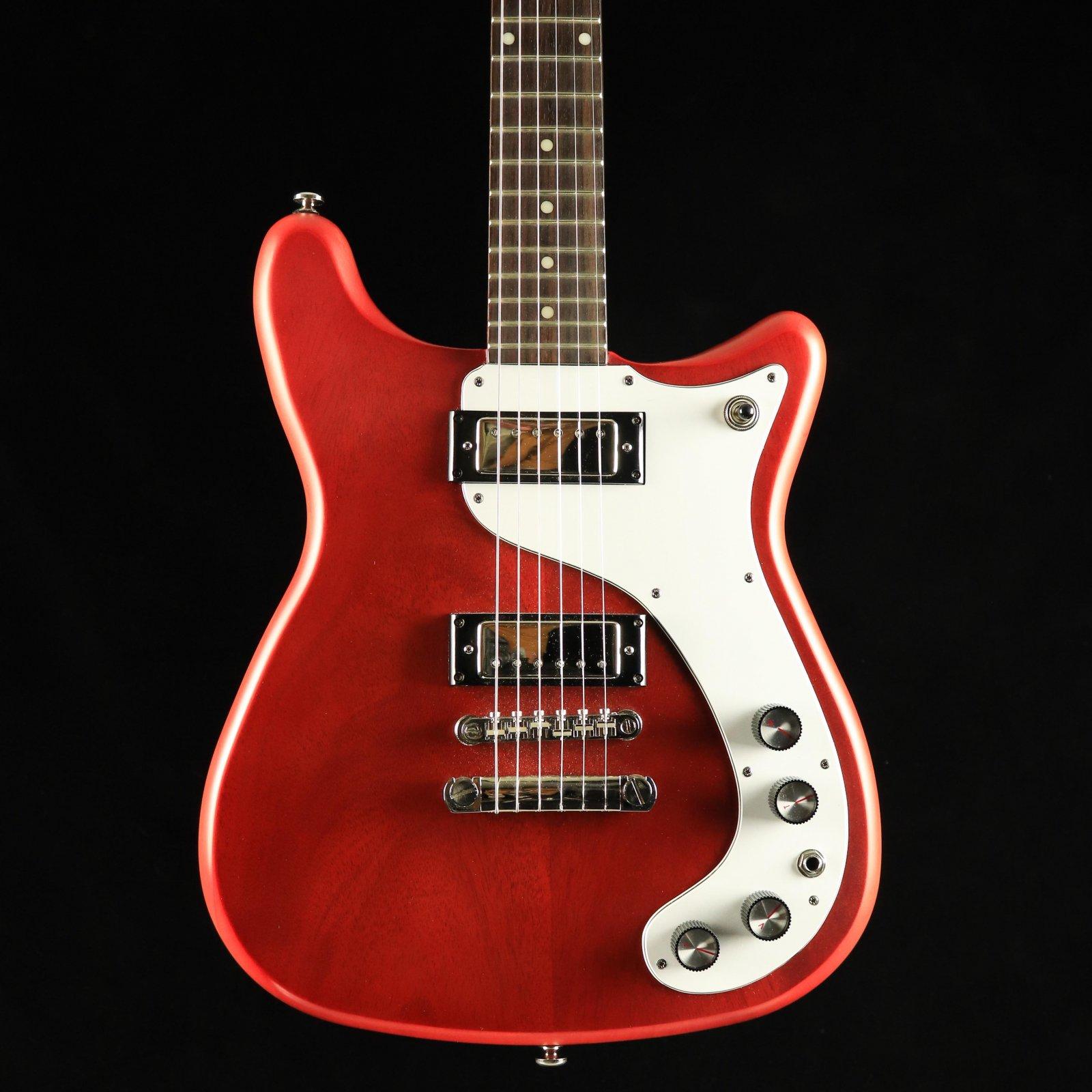Epiphone 1966 Wilshire - Worn Cherry
