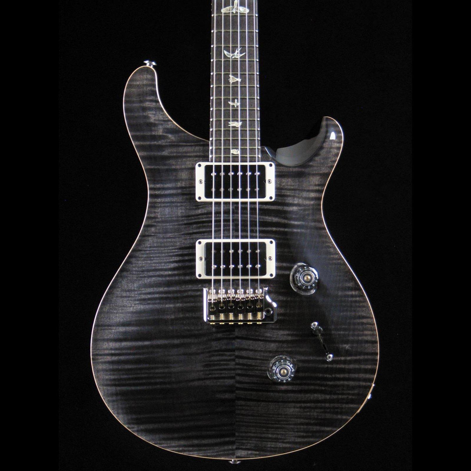 PRS Custom 24 - Gray Black