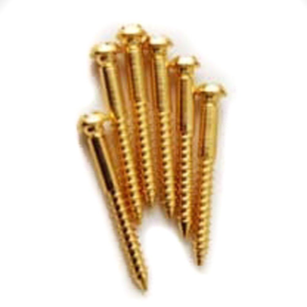 MannMade USA Mounting Screws Brass - Gold