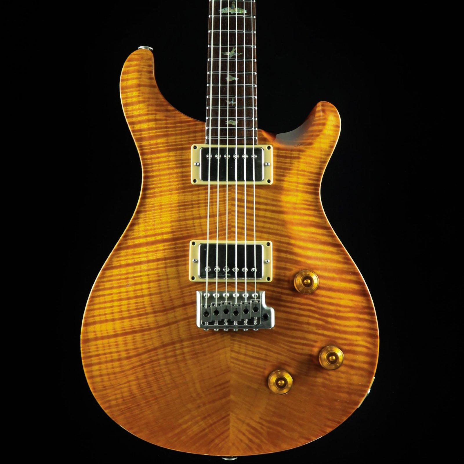 PRS Custom 22 - Violin Amber - 10 Top