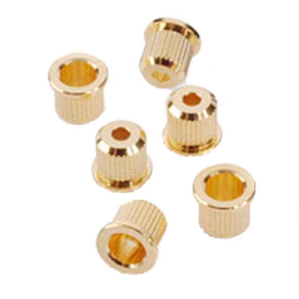 MannMade USA String Ferrules, Gold
