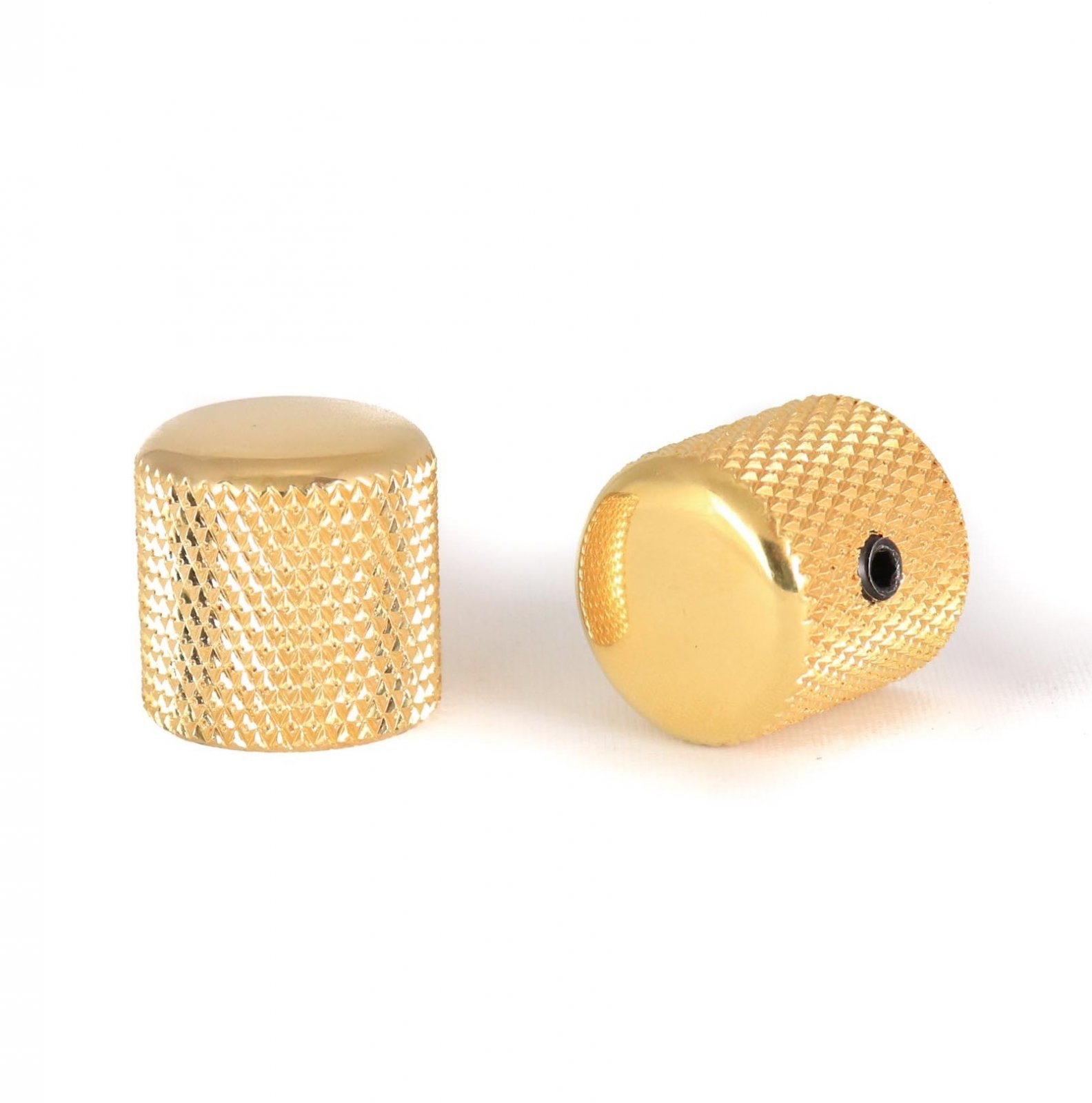 MannMade USA Knob Knurled Dome Top - Gold