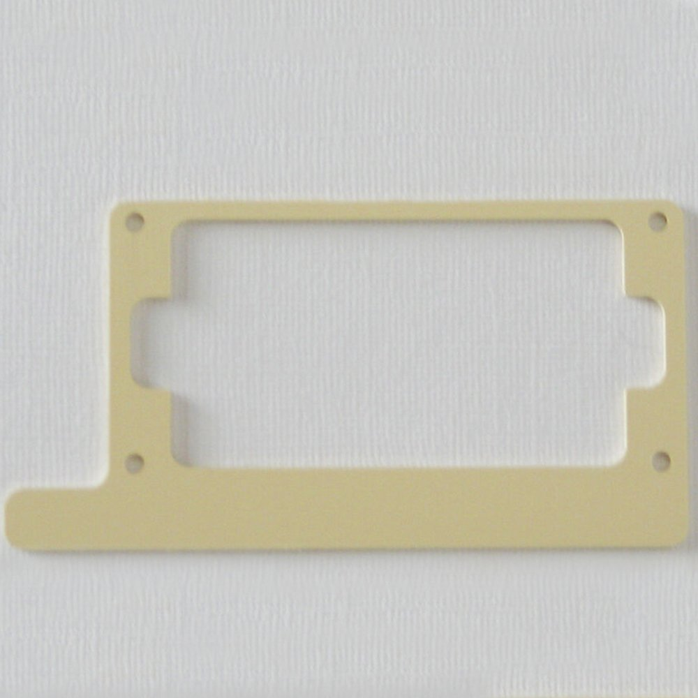 MannMade USA PRS-GK3 Pickup Ring Adapter - Ivory