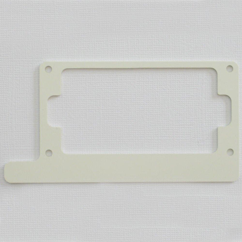 MannMade USA PRS-GK3 Pickup Ring Adapter - White