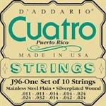 D'Addario Cuatro-Puerto Rico Strings