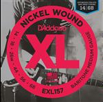 D'Addario Nickel Wound Baritone Medium 14-68