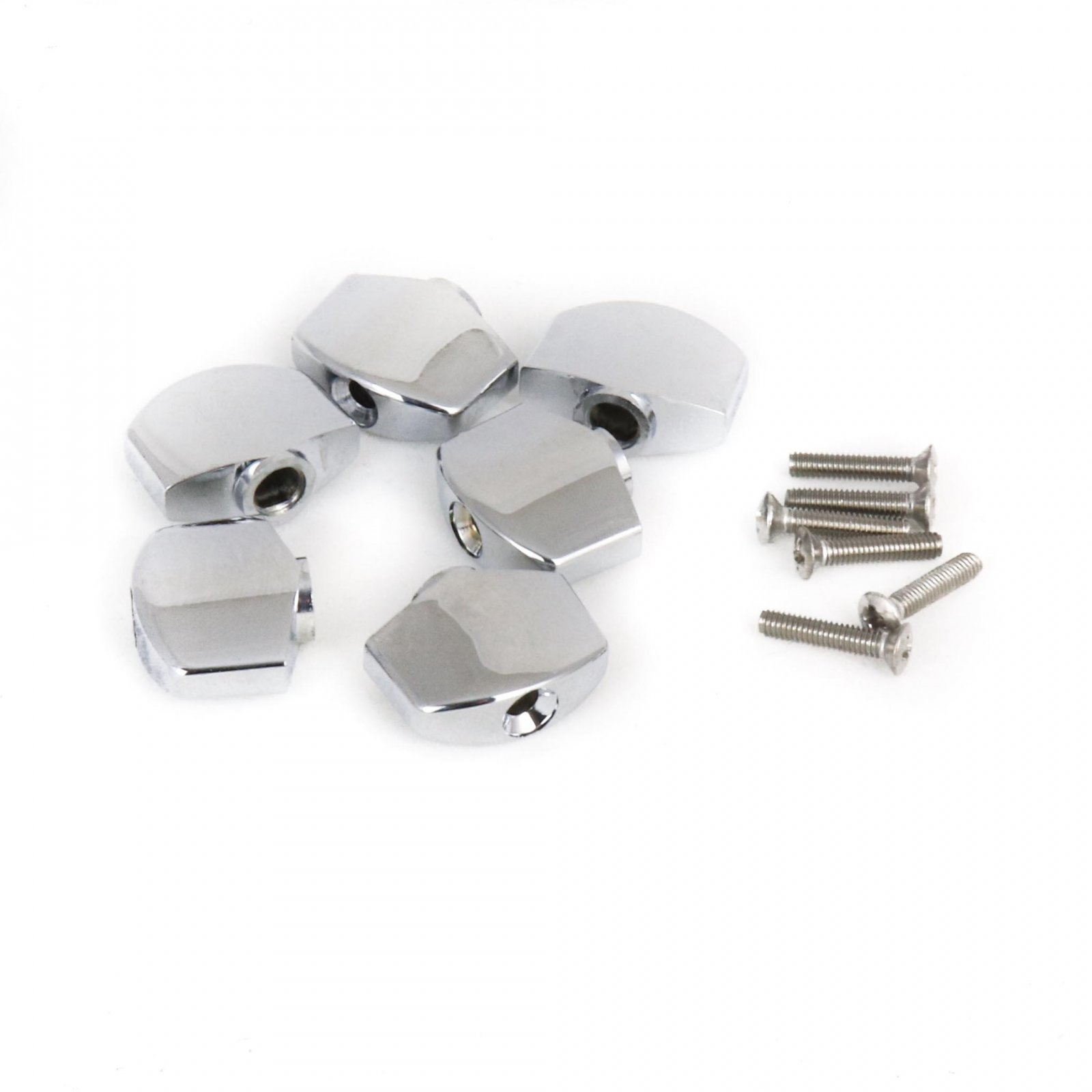 PRS Phase I Low Mass Tuner Button, Small - Chrome