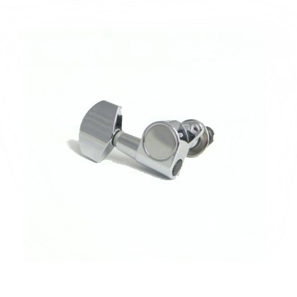 MannMade USA SE Locking Tuner - Bass side - Nickel