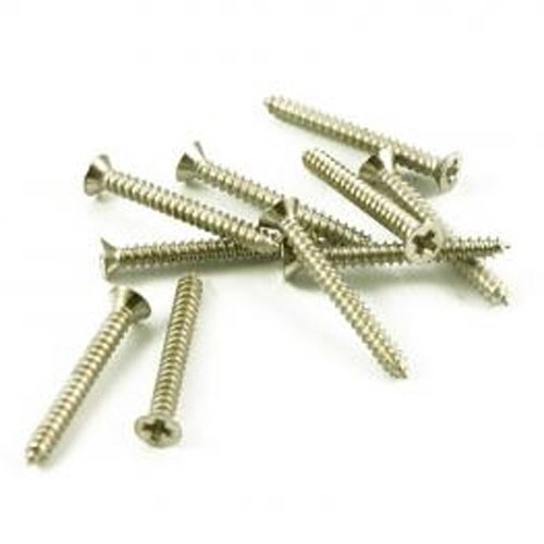 Pickup Ring Screw Set, Long - Stainless Steel