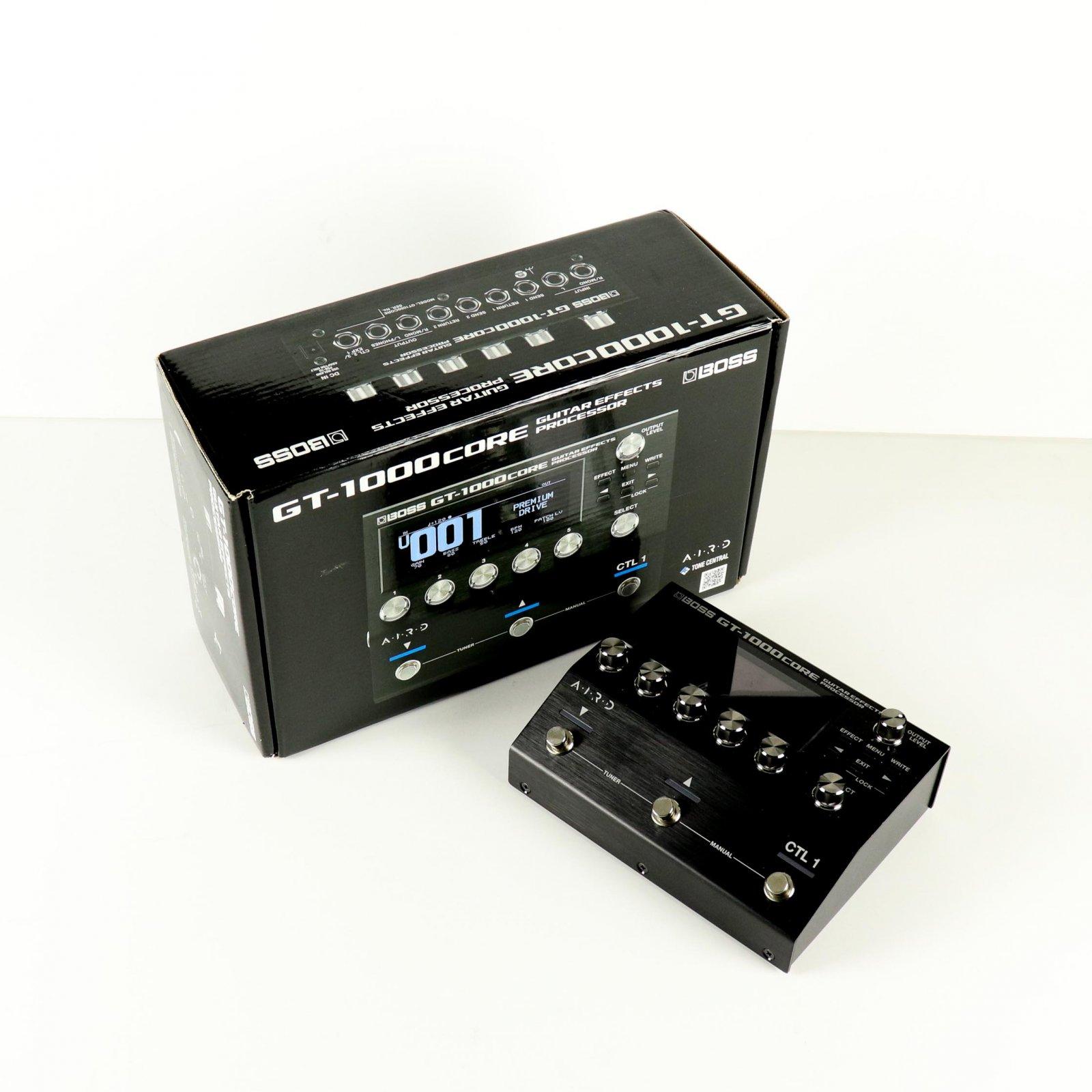 Boss GT1000 Core Guitar Effects Processor