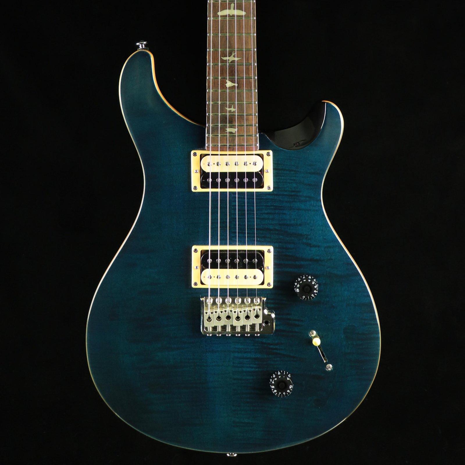 PRS SE Custom 22 - Whale Blue