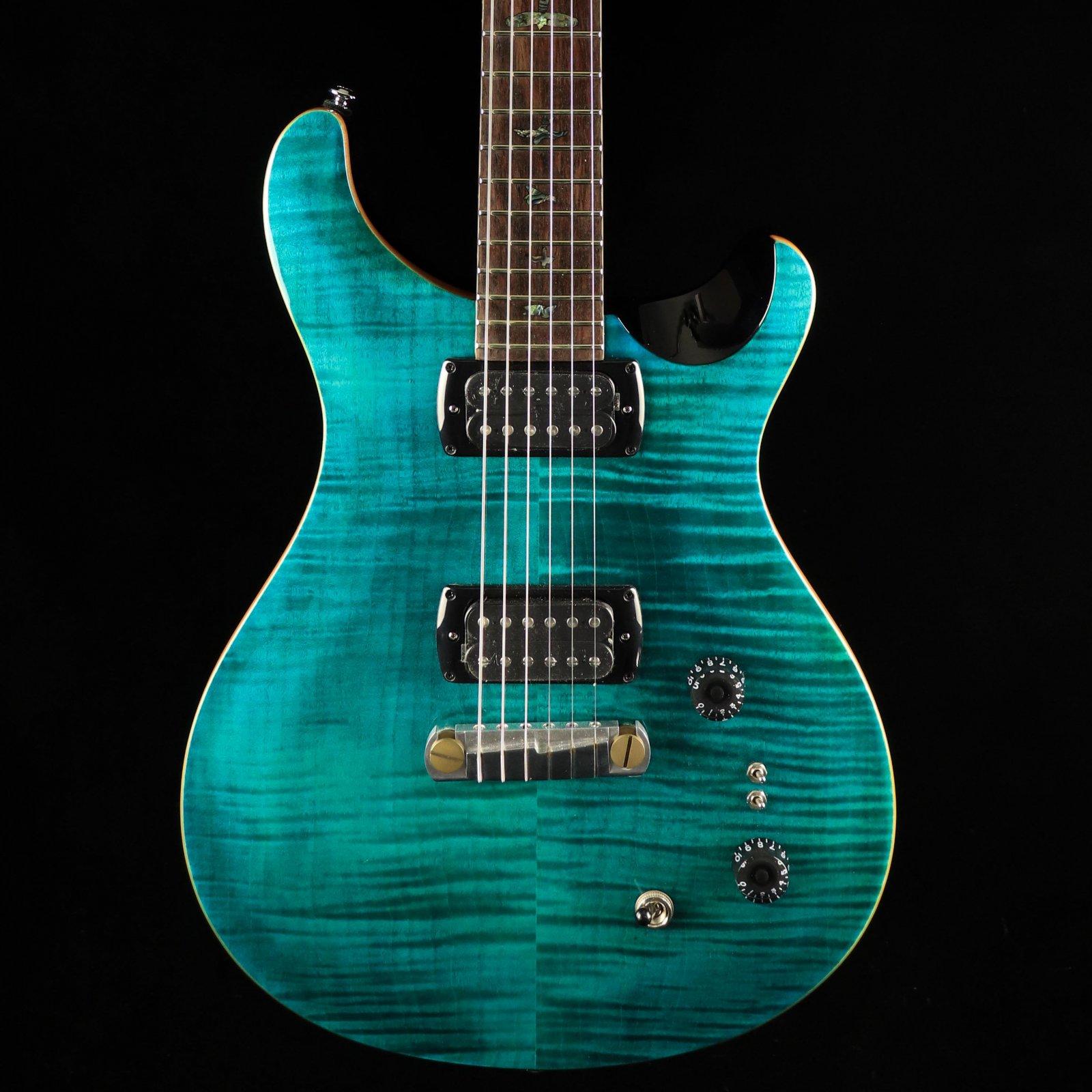 PRS SE Paul's Guitar - Aqua