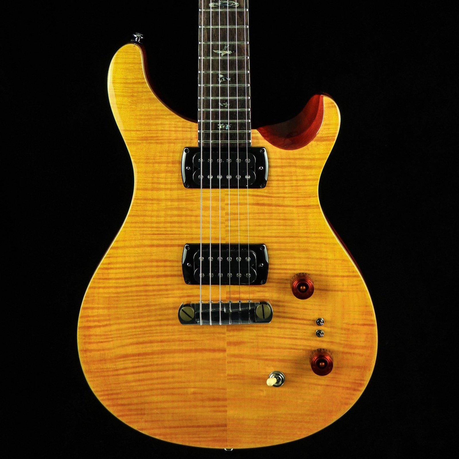 PRS SE Paul's Guitar - Amber