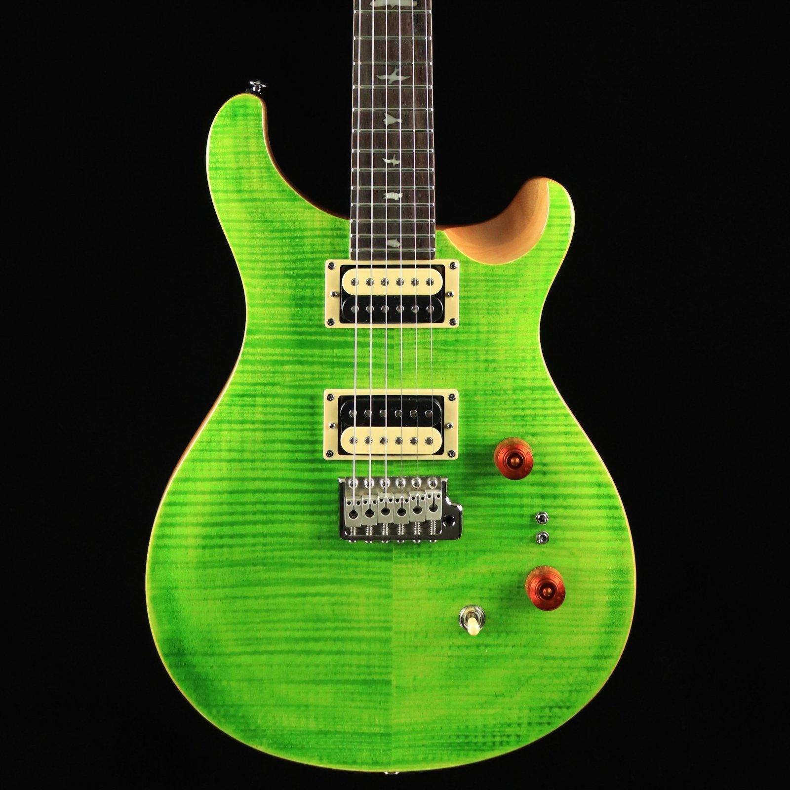 PRS SE Custom 24-08 - Eriza Verde
