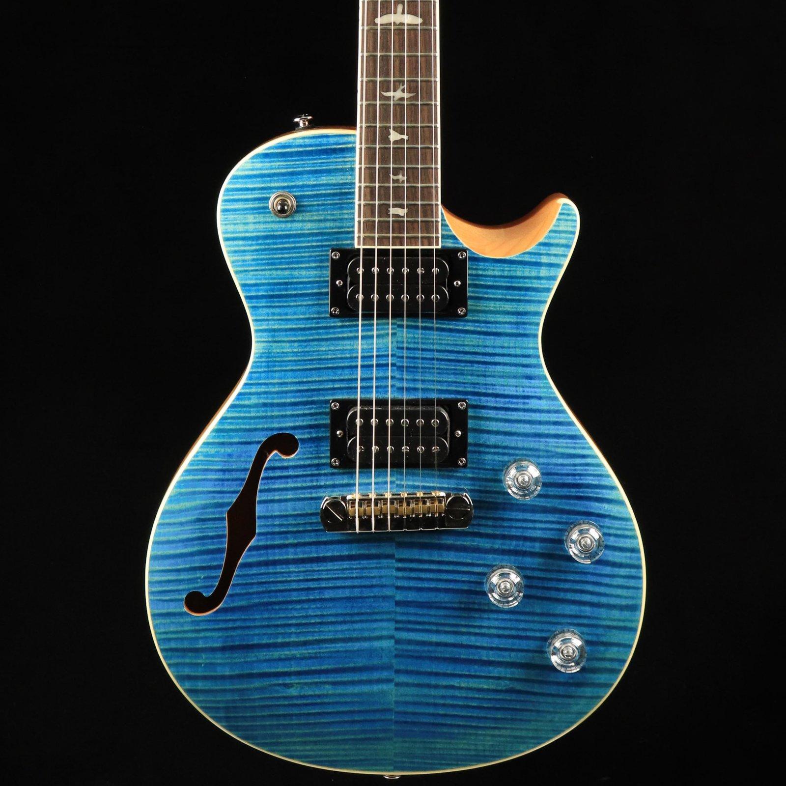 PRS SE Zach Myers - Myers Blue