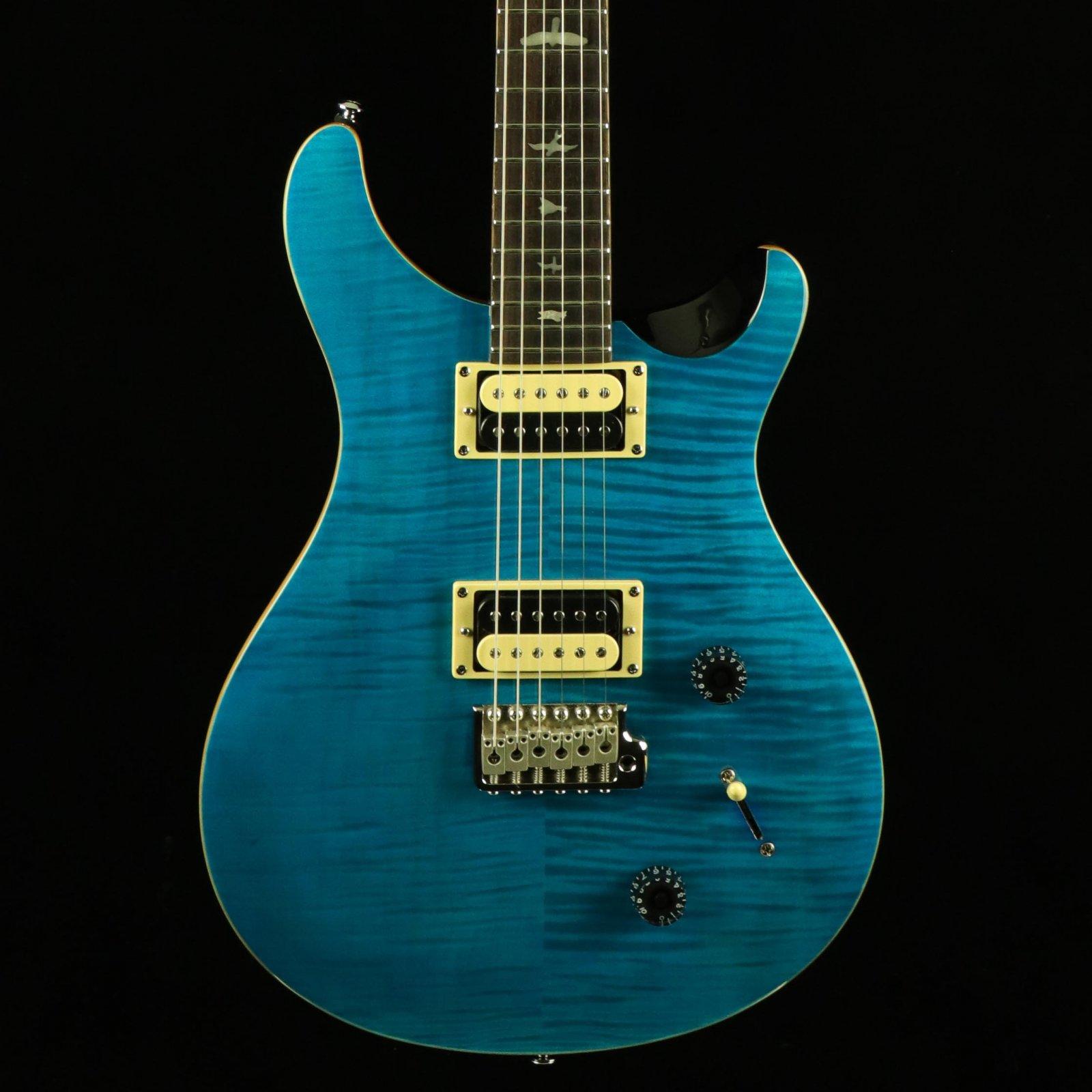 PRS SE Custom 22 - Sapphire