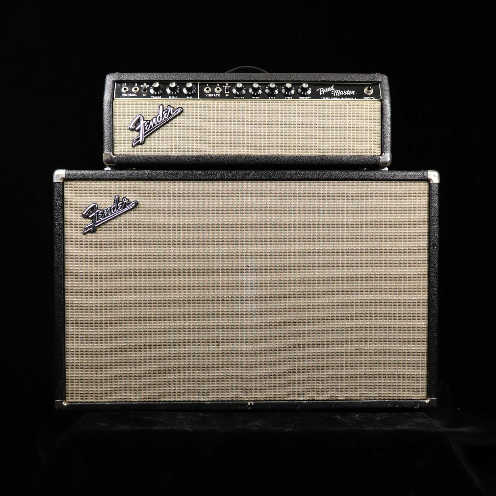1966 Fender Bandmaster - Head and Cabinet