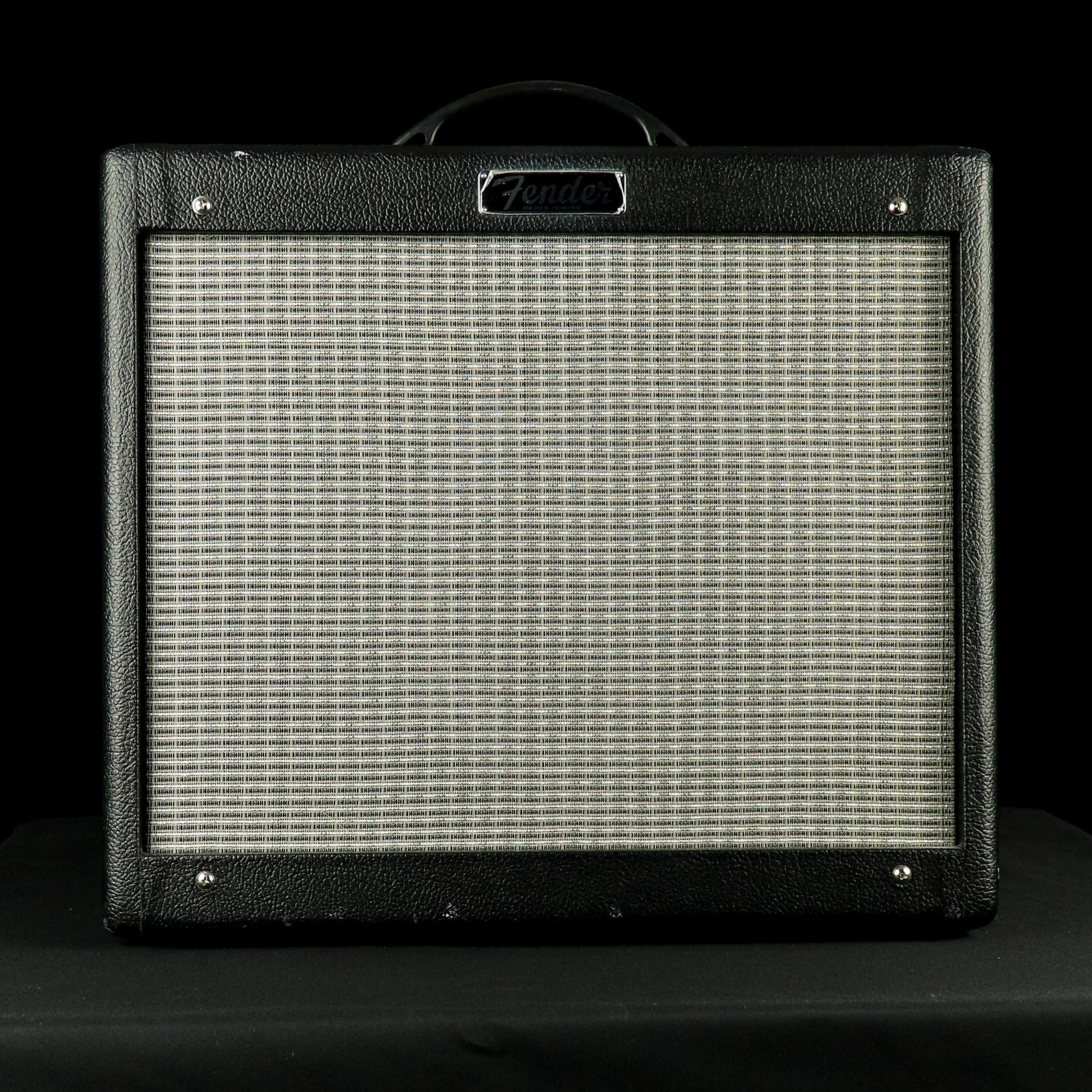 Fender Blues Junior III Combo Amp - Black/Silver