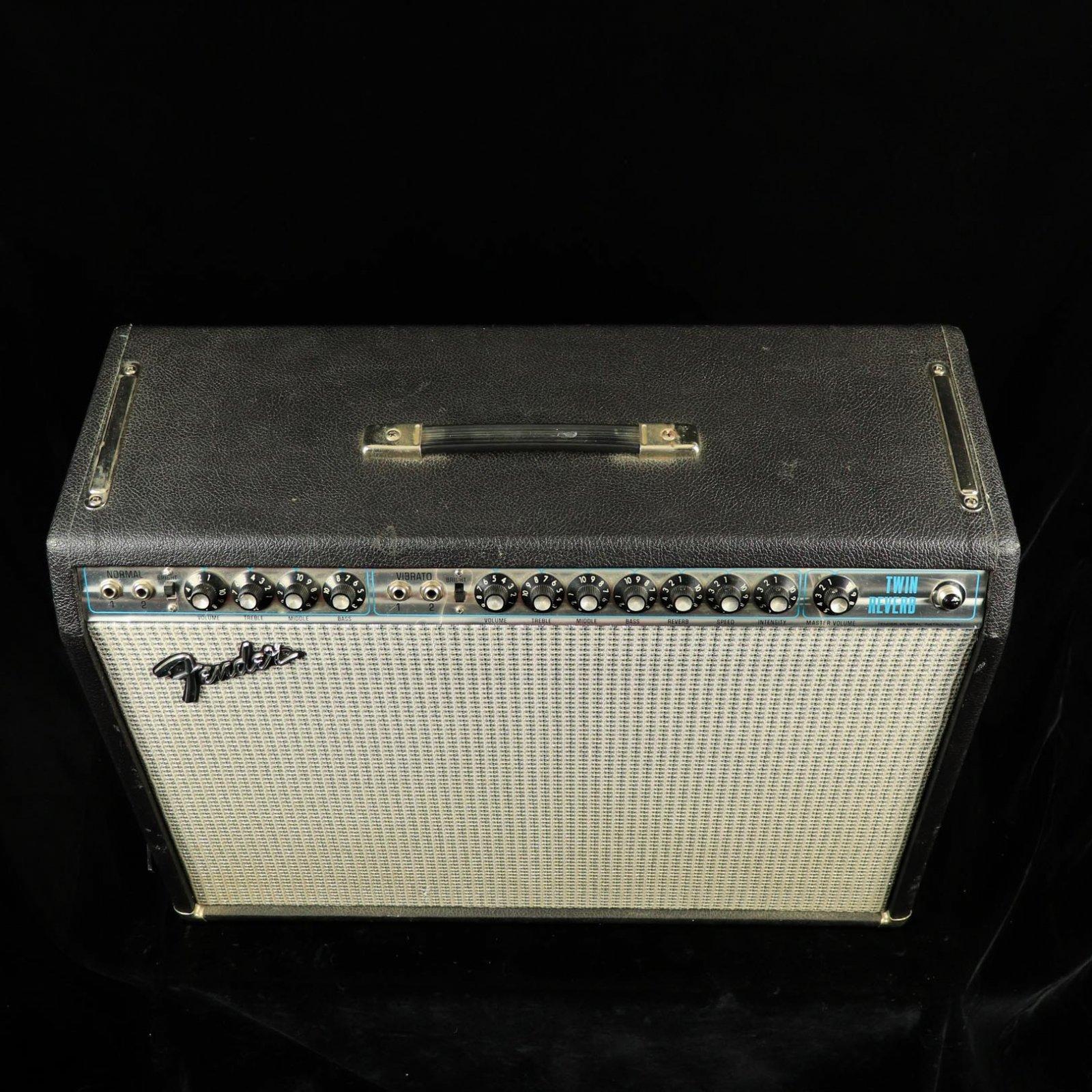 1973 Fender Twin Reverb