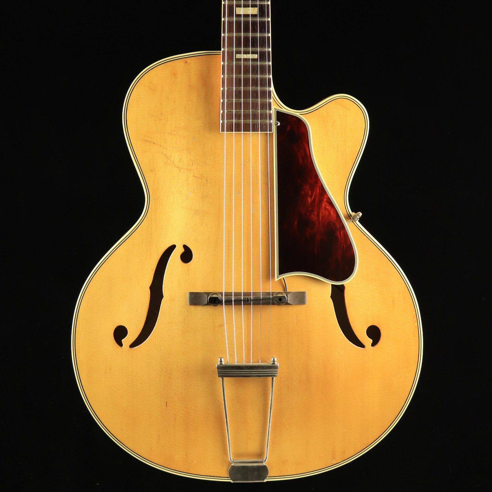 Harmony H-1311 Archtop - Natural