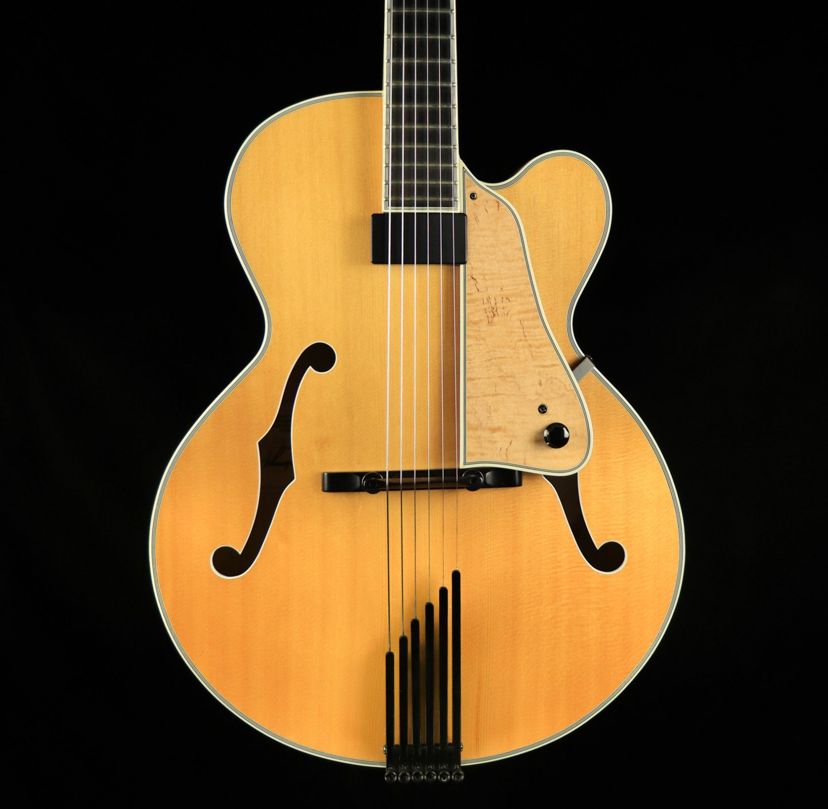 Heritage The Rose Johnny Smith Model - Natural
