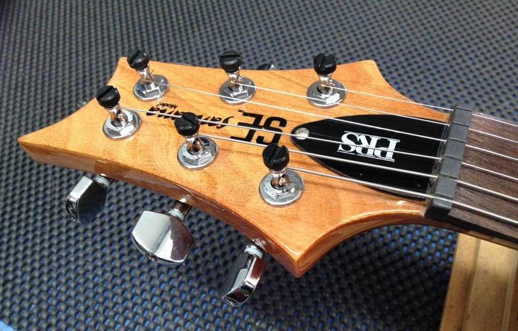 Service -  Locking Tuner Modification, 6 string