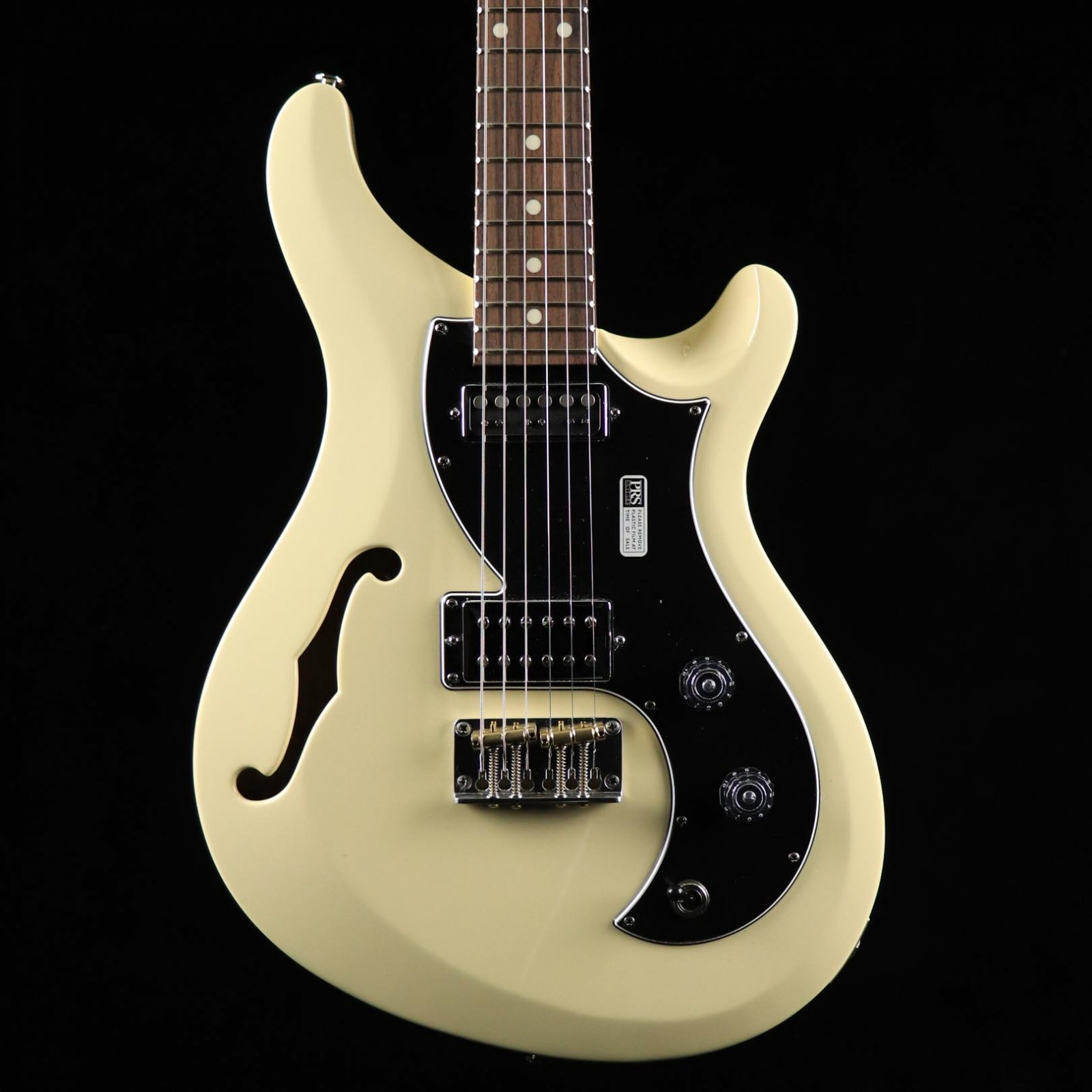 PRS S2 Vela Semi-Hollow - Antique White