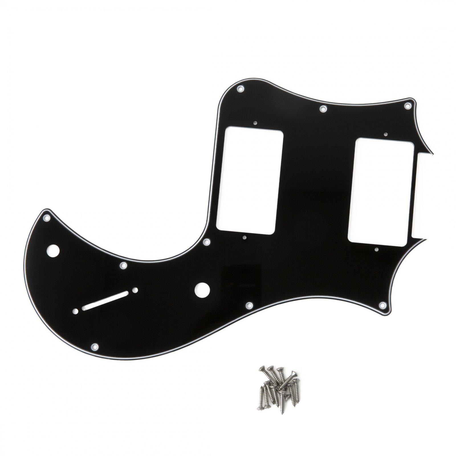 PRS S2 Standard 24 Pickguard Black