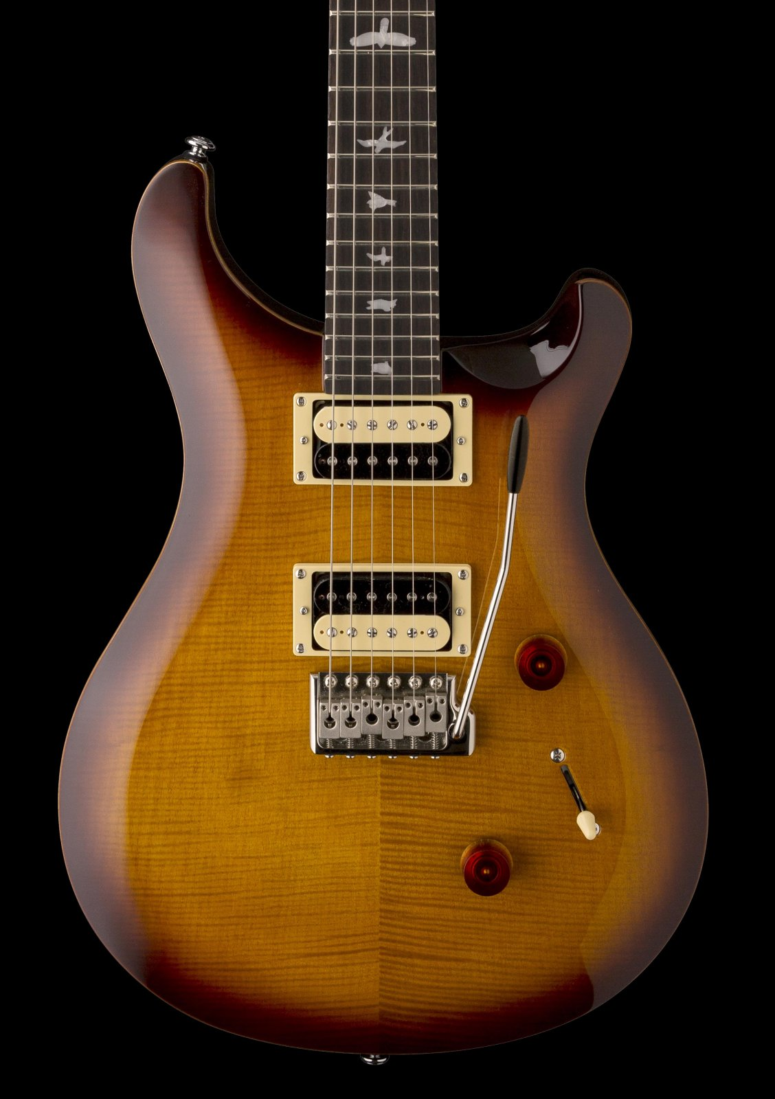 PRS SE Custom 24 - Tobacco Sunburst