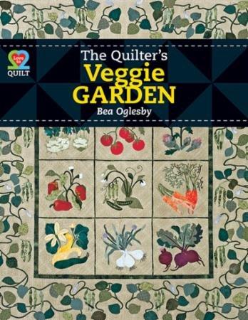 The Quilters Veggie Garden