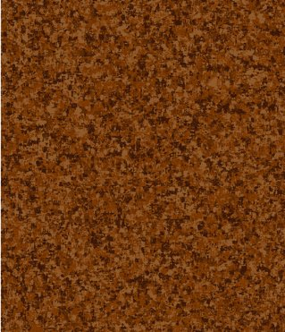 Color Blends - Warm Brown