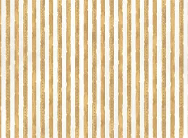 Red Rooster - Winter Celebration - Narrow Stripe